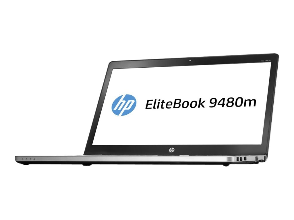 Scratch & Dent HP EliteBook Folio 9480M Core i7-4600U 2.1GHz 4GB 500GB abgn ac BT FR WC 14 HD W7P64-W8.1P