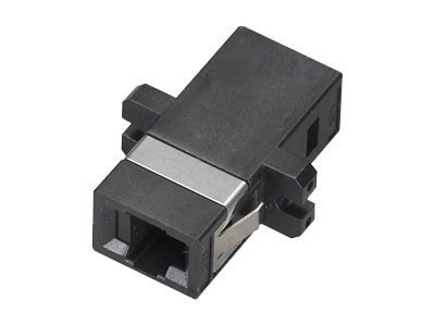 Black Box Fiber Optic Coupling, MT-RJ, Rectangular Mounting