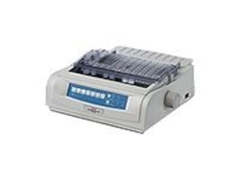Oki MicroLine 420 9-pin Impact Printer, 62418701, 420214, Printers - Dot-matrix