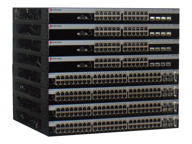Enterasys B5 Stackable Switch 48-port + 4 SFP