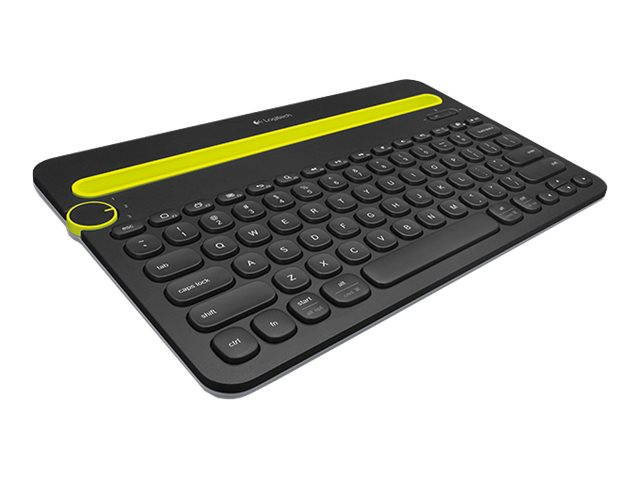 Logitech Bluetooth Multi-Device Keyboard K480, 920-006342, 17768235, Keyboards & Keypads