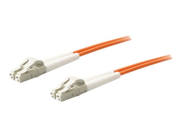 ACP-EP LC-LC 62.5 125 Duplex Cable, Orange, 2m, ADD-LC-LC-2M6MMF, 16885528, Cables