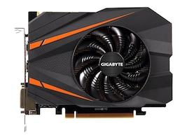 Gigabyte Tech Geforce GTX 1070 PCIe 3.0 x16 Graphics Card, 8GB GDDR5, GV-N1070IXOC-8GD, 32303081, Graphics/Video Accelerators