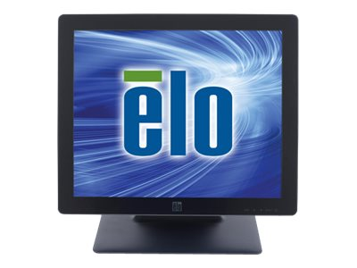 ELO Touch Solutions 17 1723L LCD IntelliTouch Pro PCAP Monitor, Black, E683457, 29830307, Monitors - LCD