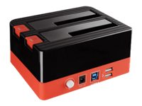 Enermax USB 3.0 Hard Drive Solid State Drive Docking Station