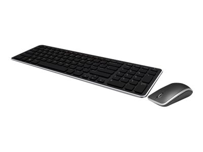 Dell KM714 Wireless Keyboard Mouse Combo, KM714-BK-US
