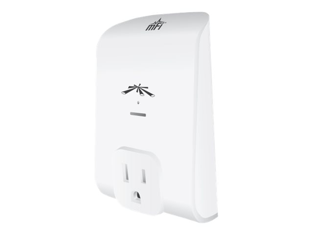 Ubiquiti mFi Controllable 1-Port Power Outlet, MPOWER-MINI, 18032641, Home Automation