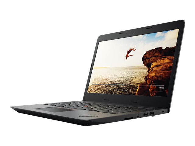Lenovo TopSeller ThinkPad E475 2.3GHz A6 14in display, 20H40006US
