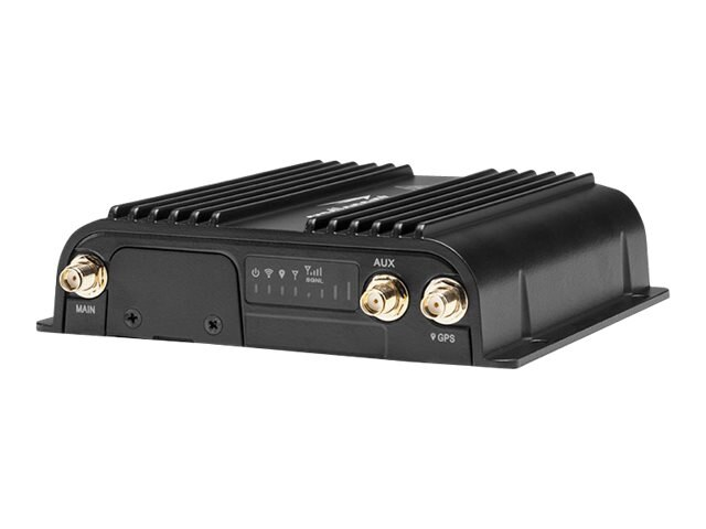 CradlePoint Rugged Compact Router for Enterprise & Vehicles w  4G LTE 3G EVDO HSPA+