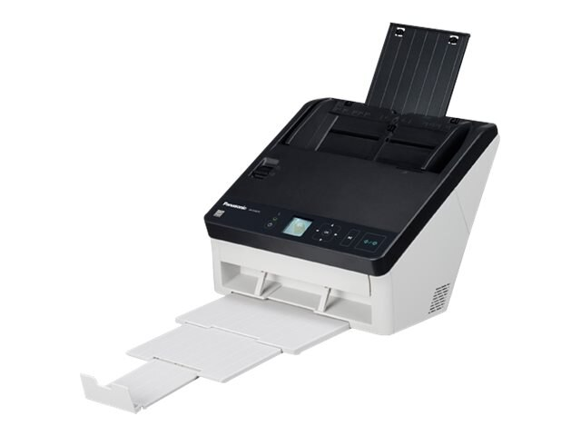 Panasonic Scanner Color Binary 45ppm 90ipm 200dpi USB 2.0 w  3-year NEAT Subscription, KV-S1027C-3N, 28505537, Scanners