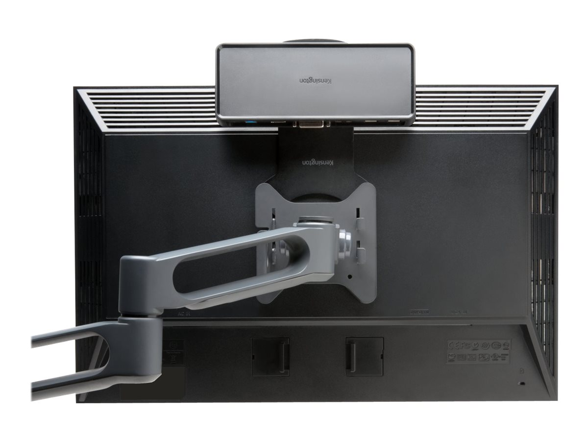 Kensington Bundle SD3600 USB 3.0 Universal Docking Station with VESA Mounting Plate, K38234US, 31898183, Docking Stations & Port Replicators