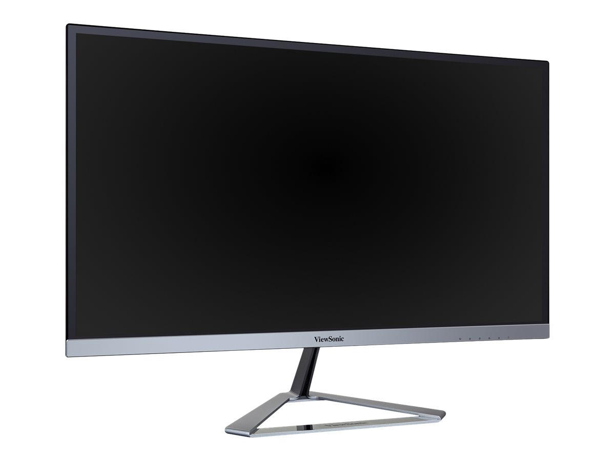 ViewSonic 27 Full HD LED-LCD Monitor with SuperClear IPS, Silver, VX2776-SMHD