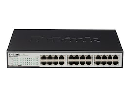 D-Link 24-Port GbE Unmanaged L2 Switch, DGS-1024D, 5310673, Network Switches