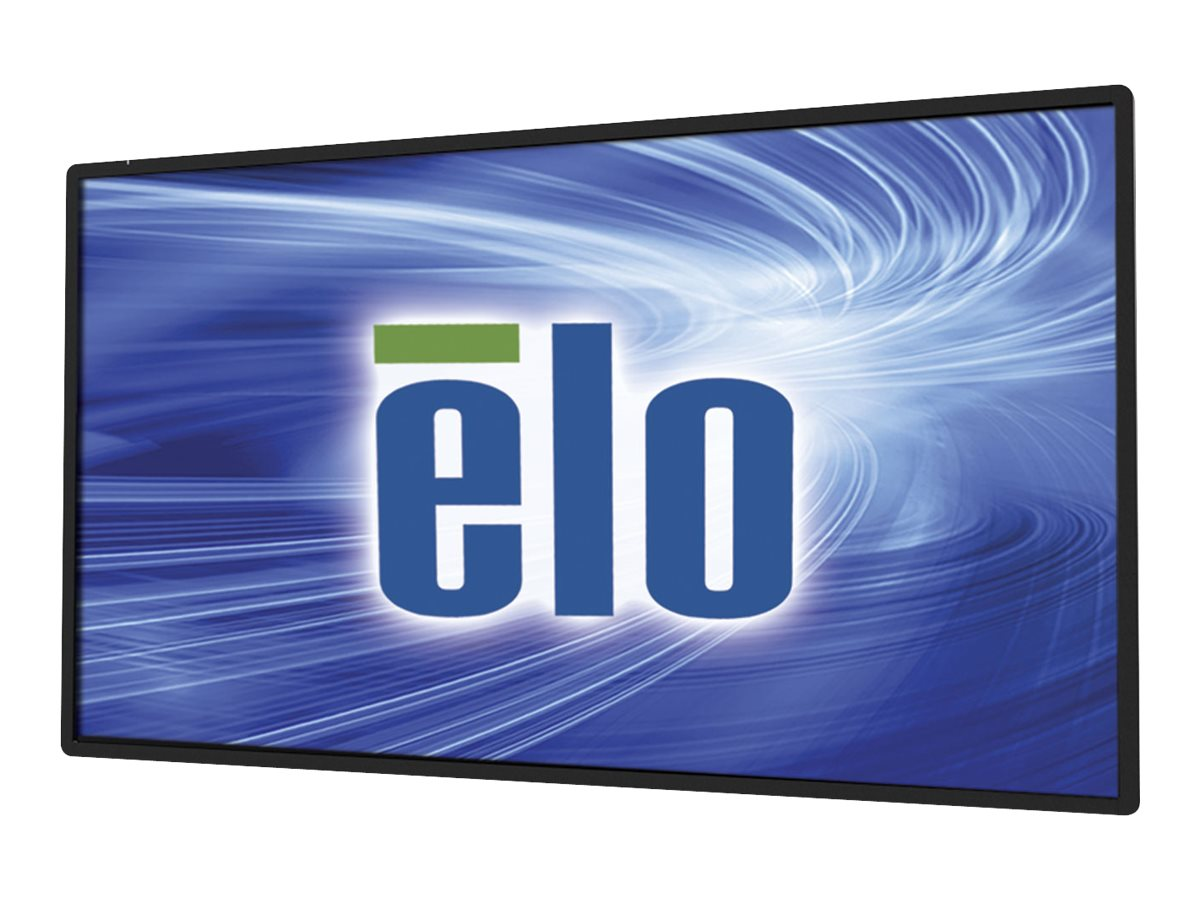 ELO Touch Solutions 55 5501L Full HD LED-LCD Touchscreen Display, Black, E000677, 17073134, Monitors - Large-Format LED-LCD