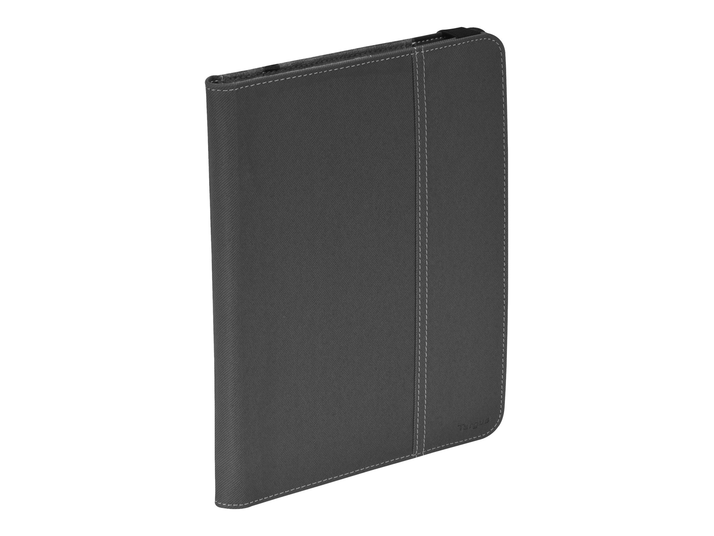 Targus Business Folio with Stand for iPad 3, Gray, THZ15502US