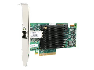 HPE StoreFabric SN1100Q 16Gb 1-Port FC HBA, P9D93A, 31856004, Host Bus Adapters (HBAs)