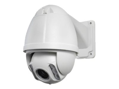 Swann Day and Night Pan-Tilt-Zoom Dome Camera with 10X Optical Zoom