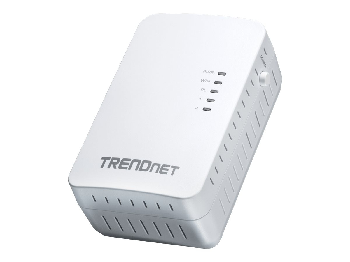 TRENDnet PL 500 AV WL Access Point Wireless, TPL-410AP, 16794263, Wireless Access Points & Bridges