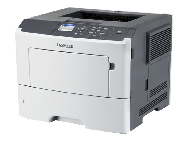 Lexmark MS610dn Monochrome Laser Printer, 35S0400