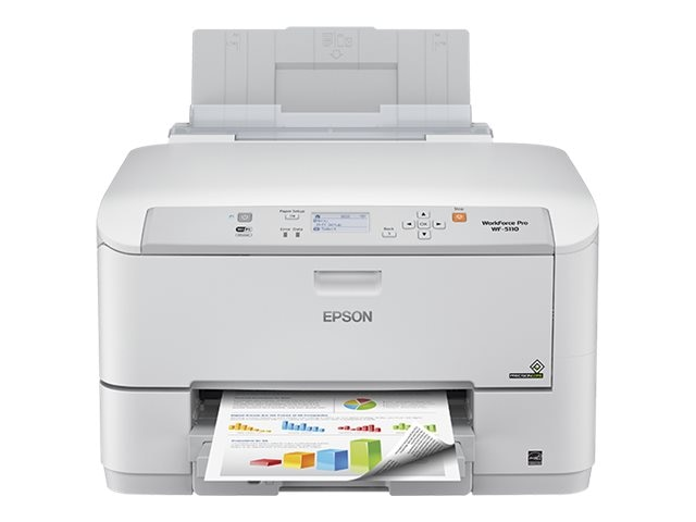 Epson WorkForce Pro WF-5110 Network Wireless Color Printer