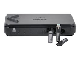 Revolabs Fusion 8-Channel Telephony Hybrid and Wireless Microphone System, 01-08FUSION-62G, 18745828, Audio/Video Conference Hardware
