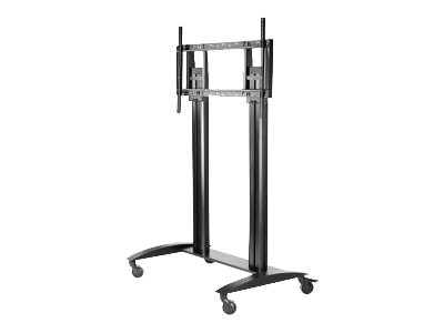 Peerless SmartMount Flat Panel TV Cart for 55-98 Displays, SR598, 18894250, Stands & Mounts - AV