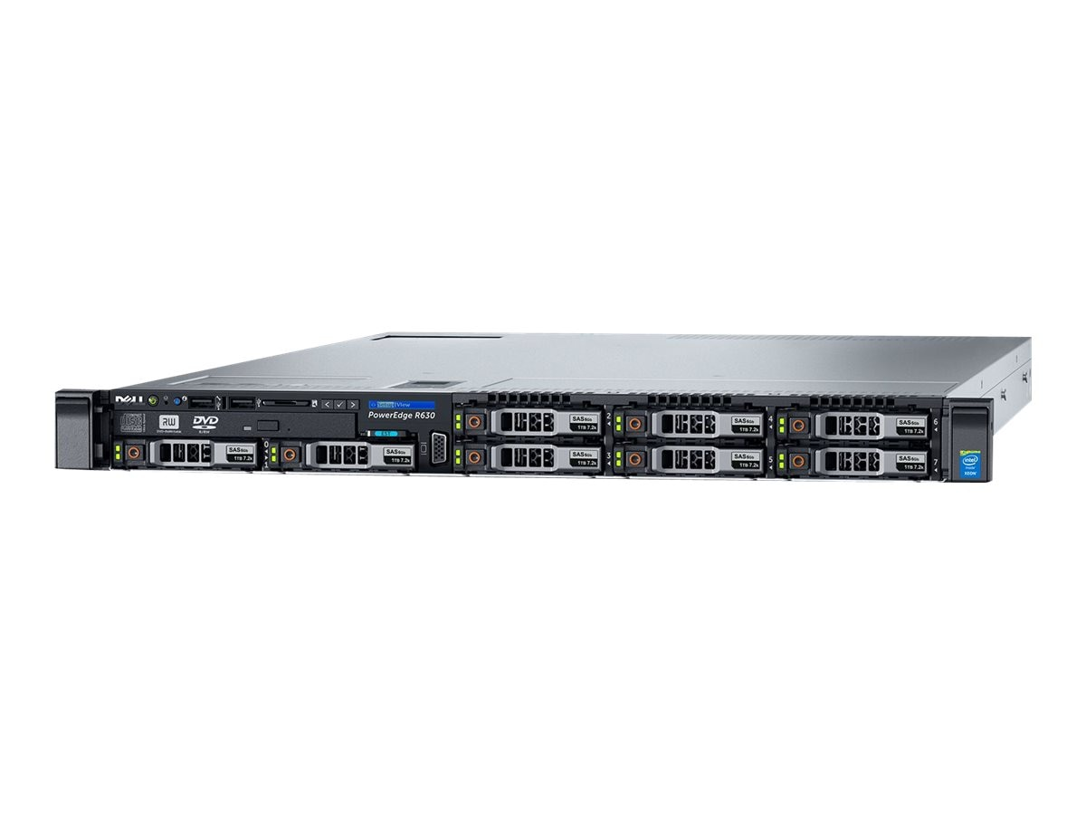 Dell PowerEdge R630 Intel 2.4GHz Xeon, 463-3980, 18231894, Servers