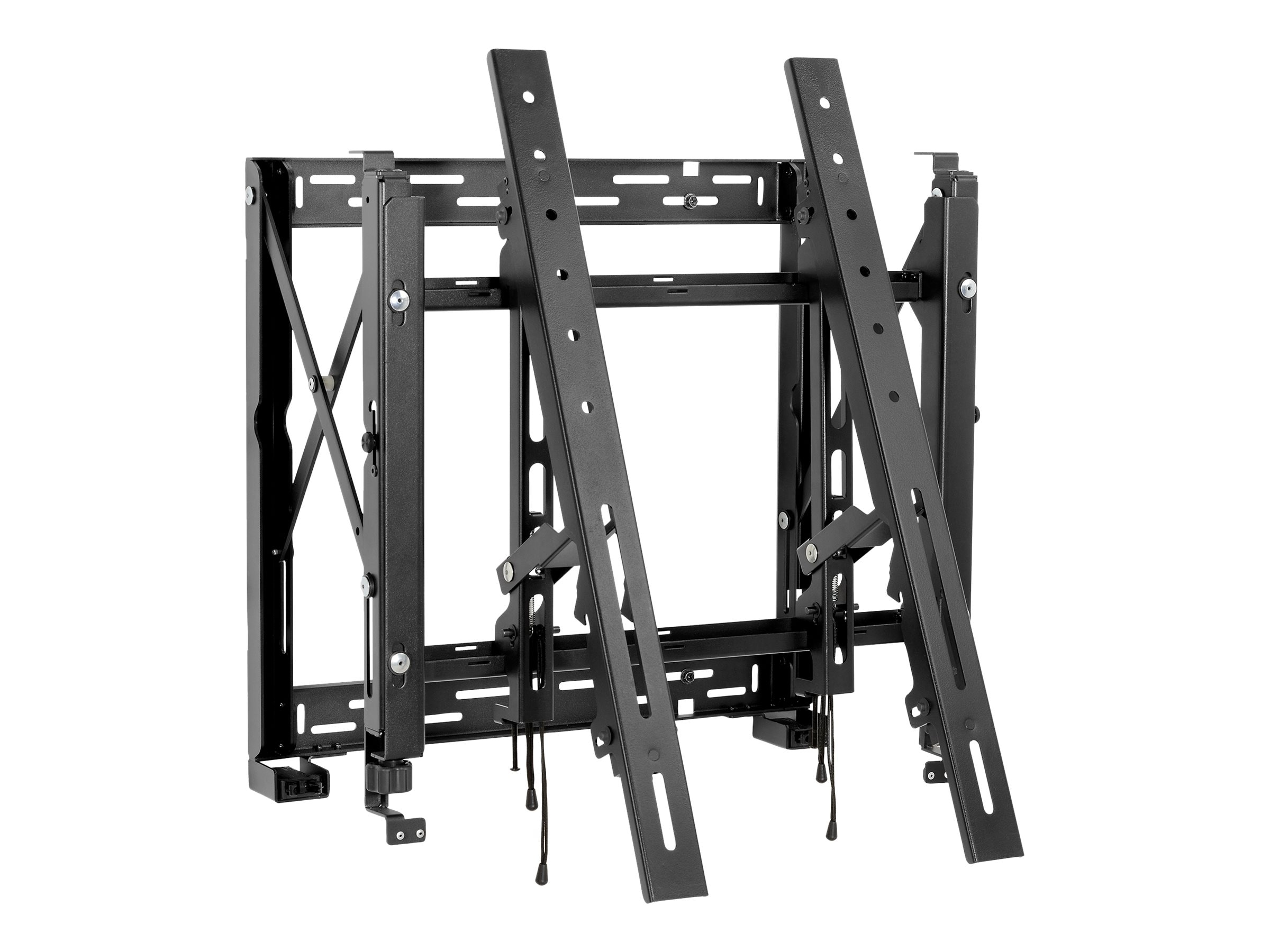 Peerless Full-Service Video Wall Mount with Quick Release - Portrait for 42 to 65 Displays, DS-VW765-PQR, 16896446, Stands & Mounts - AV