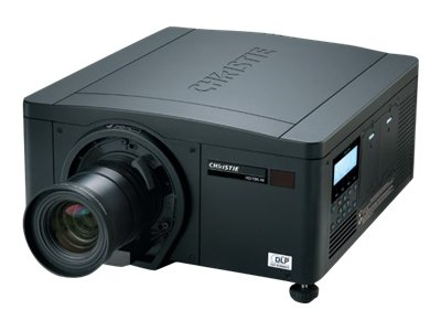 Christie HD10K-M 1080p 3DLP Projector, 10000 Lumens, Black