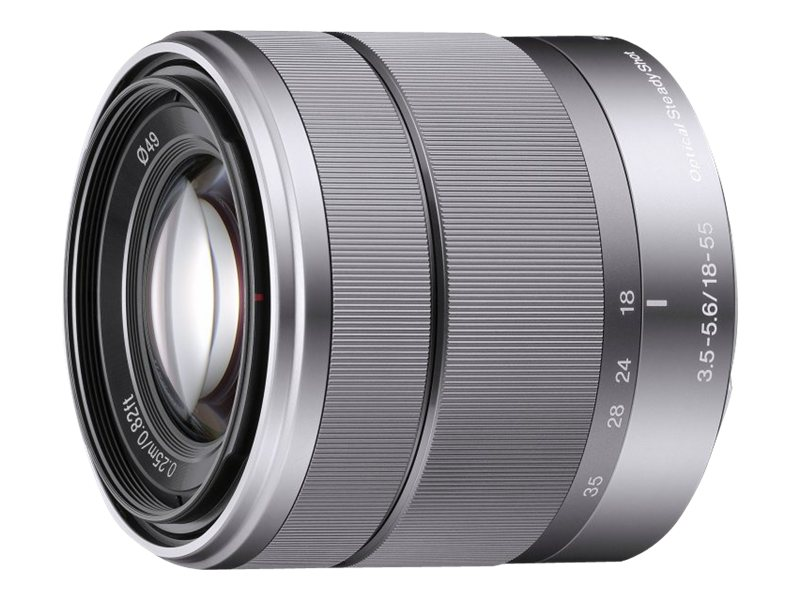 Sony 18-55mm Lens for NEX Alpha Cameras, SEL1855, 11568961, Camera & Camcorder Lenses & Filters