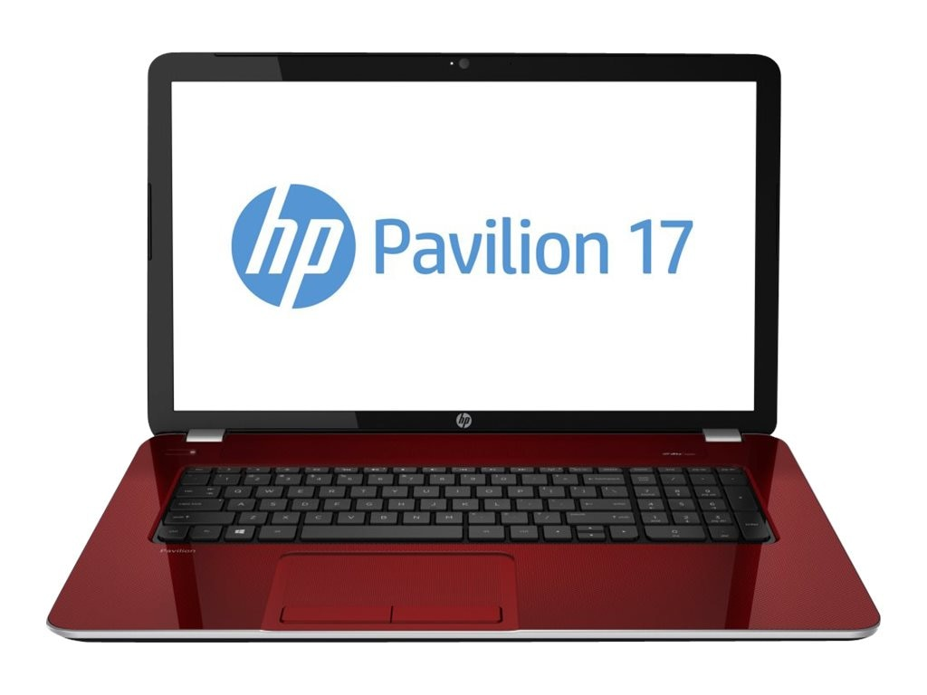 HP Pavilion 17-E176nr : 1.5GHz A4-Series 17.3in display, F9M01UA#ABA