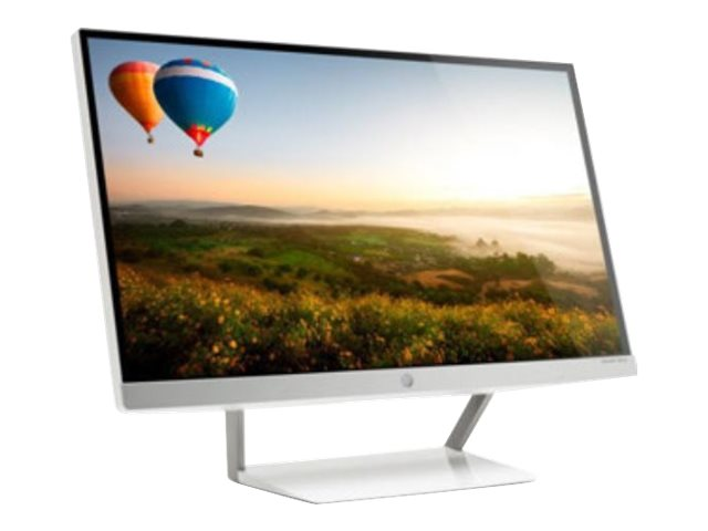 HP 25 Pavilion 25xw Full HD IPS LED-LCD Monitor, White, J7Y65AA#ABA, 18924906, Monitors - LED-LCD