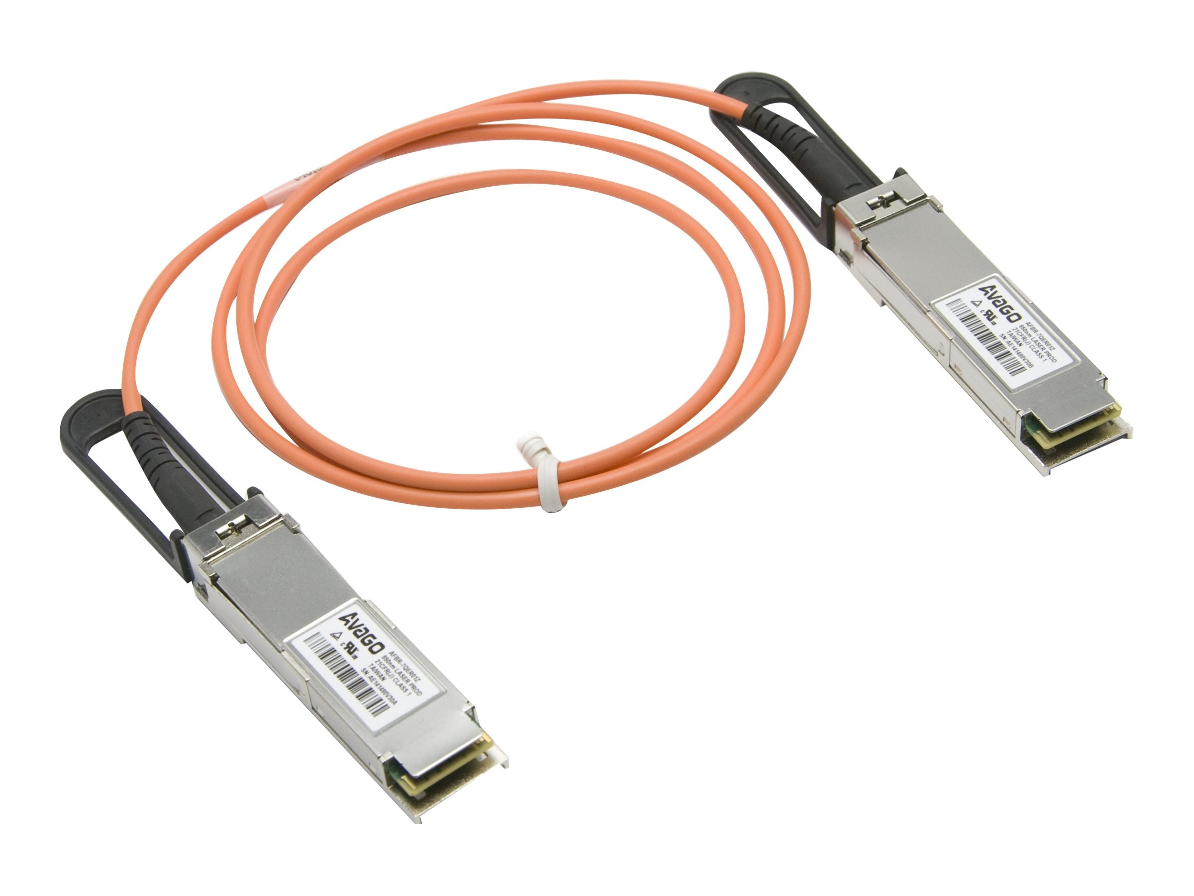 Supermicro 40G QSFP+ Active Optical Cable, 5m, CBL-QSFP+AOC-5M