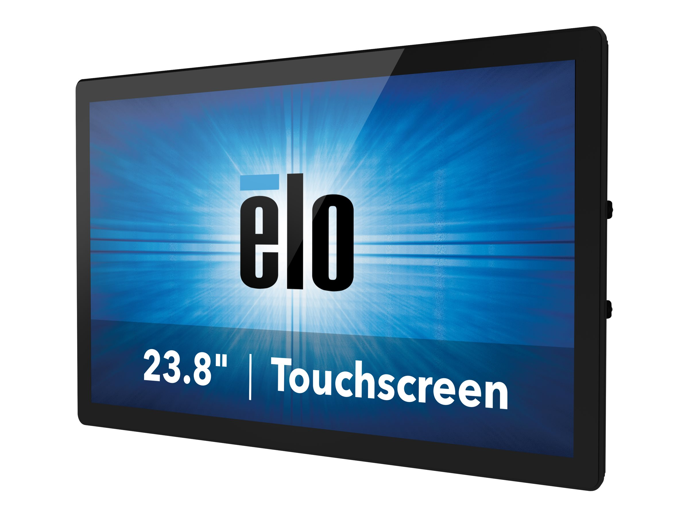 ELO Touch Solutions 23.8 2494L Full HD LED-LCD PCAP Touchscreen Monitor, Black, E186076