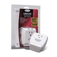 Belkin SurgeMaster Home Series Surge Protector, 1-outlet Wallmount (F9H100-CW), F9H100-CW, 300259, Surge Suppressors