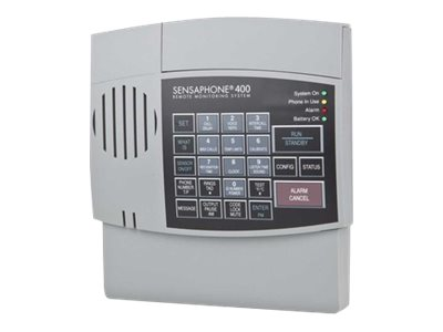 Sensaphone Model 400 Basic Monitoring Unit, FGD-0400, 7654980, Environmental Monitoring - Indoor