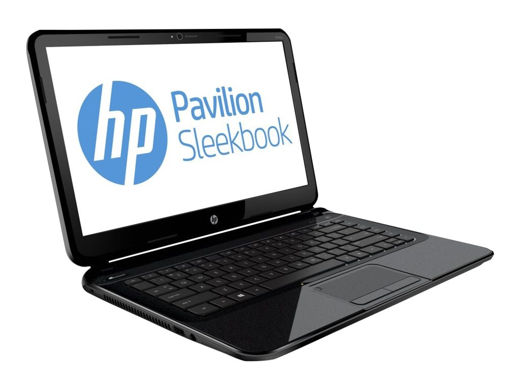 HP Pavilion Sleekbook 14-B019us 1.4GHz Core i3 14in display, C2K16UA#ABA