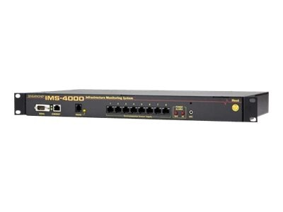 Sensaphone IMS-4000 Host Unit Infrastructure Monitoring System 1U Rackmount, IMS-4001, 6344541, Network Server Appliances