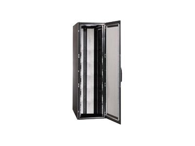 Eaton 42U Vented Steel Rack Cabinet (No Sides, No Casters)