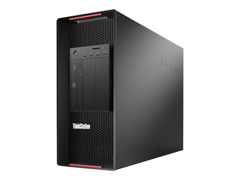Lenovo TopSeller ThinkStation P900 Tower Xeon 6C E5-2620 v3 2.4GHz 8GB 1TB K4200 DVD+RW GbE W7P64-W10P, 30A5001VUS