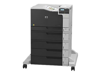 Refurb. HP Color LaserJet Enterprise M750xh Printer, D3L10AR#BGJ, 17295562, Printers - Laser & LED (color)