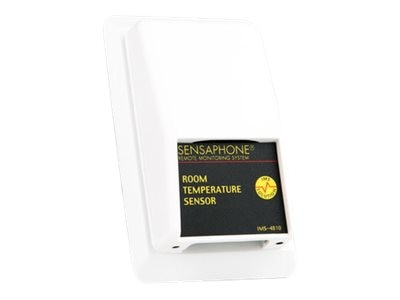 Sensaphone IMS-4000 Room Temperature Sensor, IMS-4810, 6344576, Environmental Monitoring - Indoor