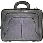 Eco Style Tech Pro Slim TopLoad Case, Blue, Checkpoint Friendly, ETPR-BL14-CF, 30590072, Carrying Cases - Notebook