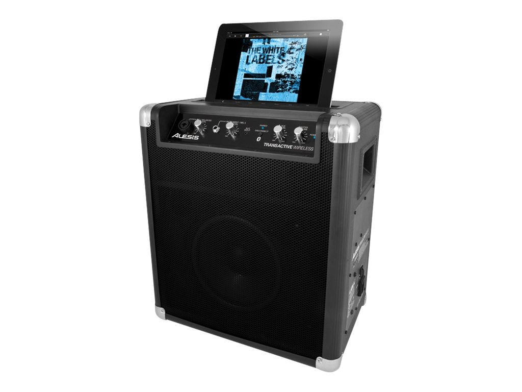 Open Box Alesis 50W Portable Speaker, TRANSACTIVE WIRELESS, 30779334, Speakers - Audio