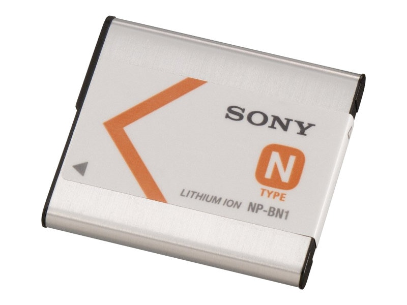 Sony N Type Rechargeable Battery Pack for Cyber-shot Digital Cameras, NPBN1
