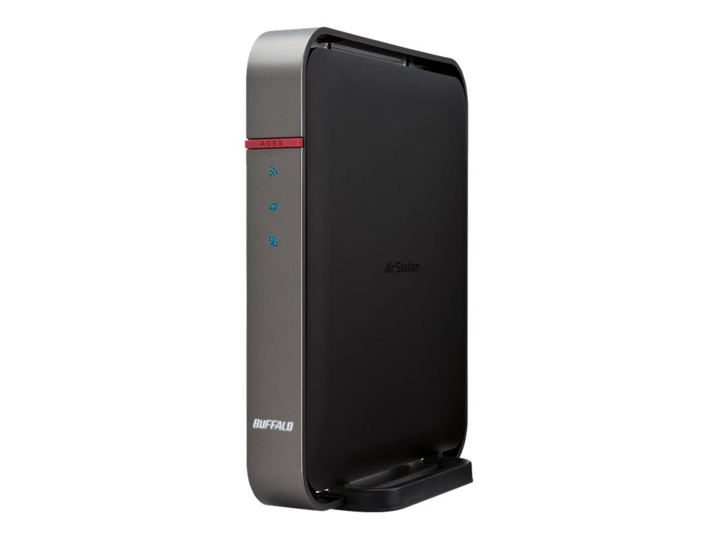 BUFFALO AirStation Extreme AC 1750 Gigabit Simultaneous Dual Band Wireless Router, WZR-1750DHPD