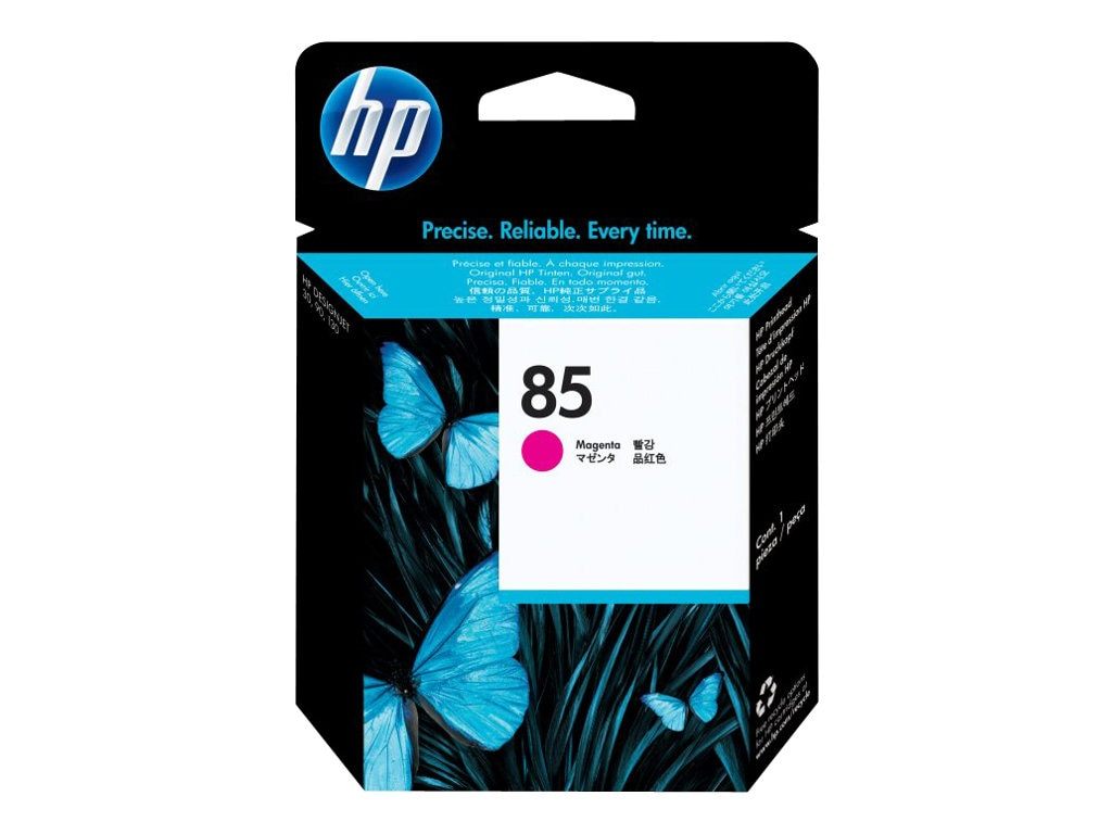 HP 85 Magenta Printhead for HP DesignJet 130 & 130NR, C9421A, 5154447, Ink Cartridges & Ink Refill Kits