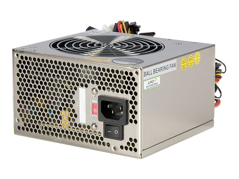 StarTech.com 400 Watt Silent ATX12V 2.01 P4 Power Supply with 12cm Fan, ATX2POW400HS, 6898430, Power Supply Units (internal)