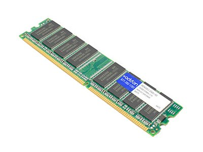Add On 256MB PC2100 184-pin DDR SDRAM Module for Cisco 2811
