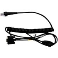 Honeywell Coiled Serial Interface Cable, 9.3m, CBL-020-300-C00-01, 30731234, Cables